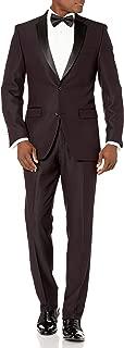 Men's Slim Fit Stretch Wrinkle-Resistant Tuxedo
