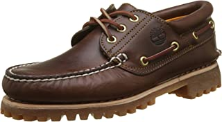 Timberland Mens Icon Three-Eye Classic Shoe