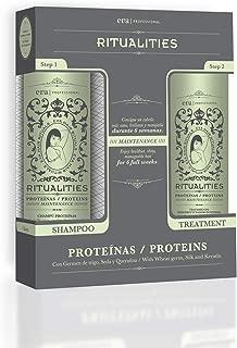 Eva Professional Hair Care Tratamiento Keratina, 500 ml, Pack de 1