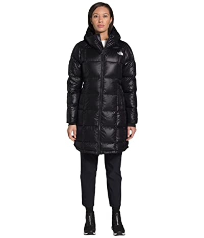 The North Face Acropolis Parka (TNF Black/Vanadis Grey Dopamine Print) Women