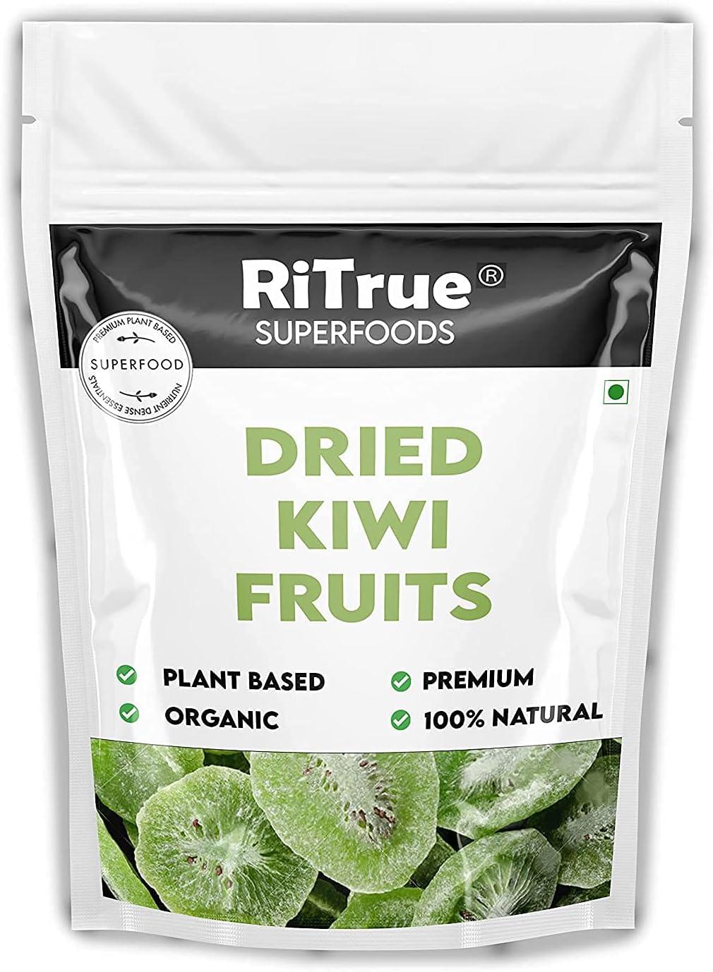 Bluenile RiTrue - Organic Dried Kiwi 800 Jumbo Pouch Ranking TOP6 Fruit outlet Gm