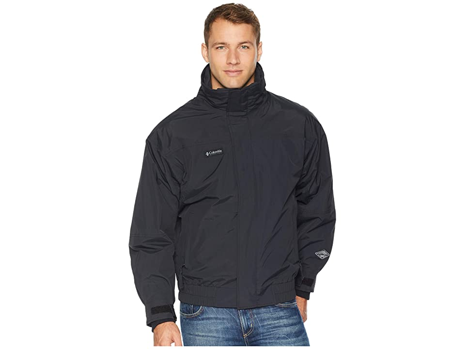 Columbia Bugaboo 1986 Interchange Jacket (Black/Black) Men