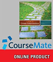 CourseMate for Kanel's A Guide to Crisis Intervention, 5th Edition