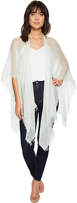 Echo Design Tissue Weight Ruana Wrap