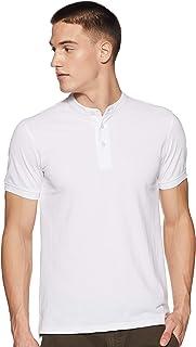 Amazon Brand - Symbol Men's Solid Regular Polo Shirt