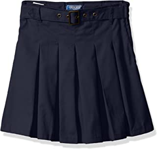 Girls' Uniform Skirt with Hidden Short