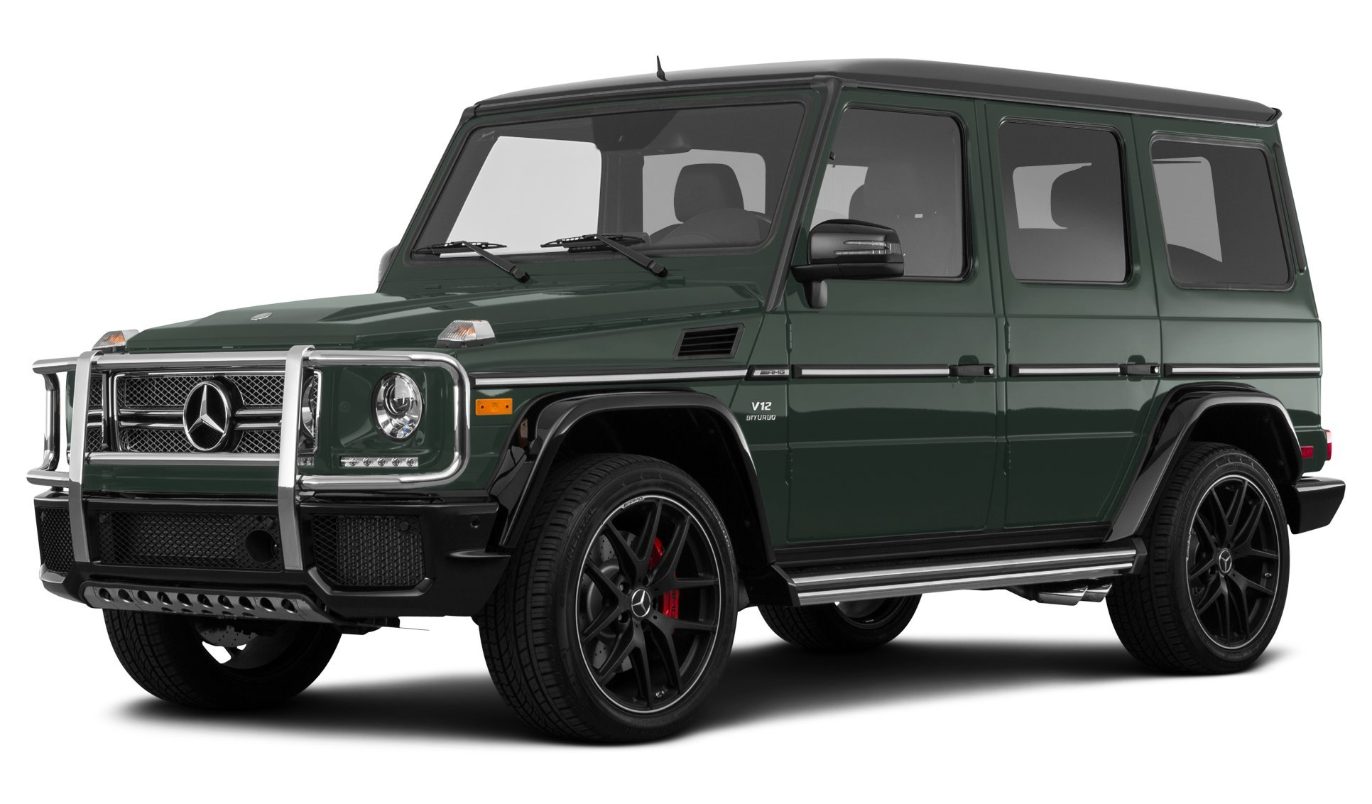 2017 Mercedes Benz G63 AMG 4MATIC SUV