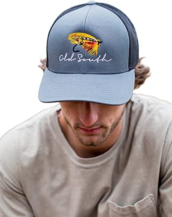Old South Apparel Fly Fishing - Trucker Hat 236cbc71f5f6