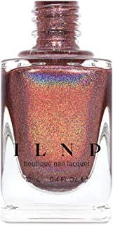 ILNP Dinner Party - Alluring Marsala Ultra Holographic Nail Polish