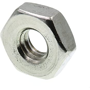 Small Parts FSC150FHNSZ Low-Strength Steel Hex Nut Zinc Plated 1-1//2-12 Thread Size 1-1//2-12 Thread Size Fastcom Supply Grade 2