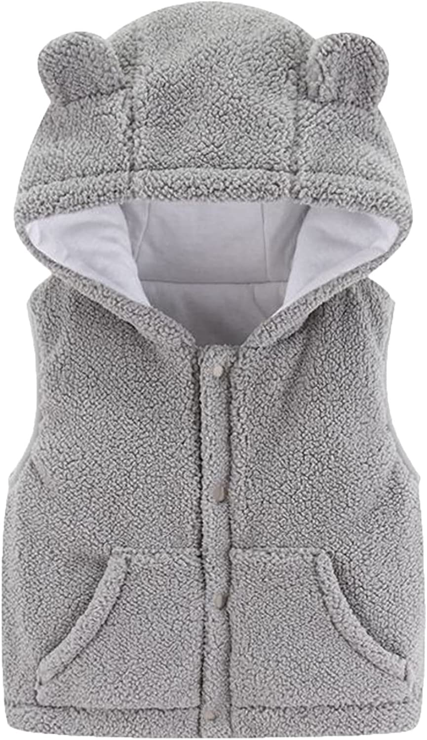 Cheap Kids Warm Jacket Toddler Girls Boys Vest Max 77% OFF Waistcoat Outdoor Solid