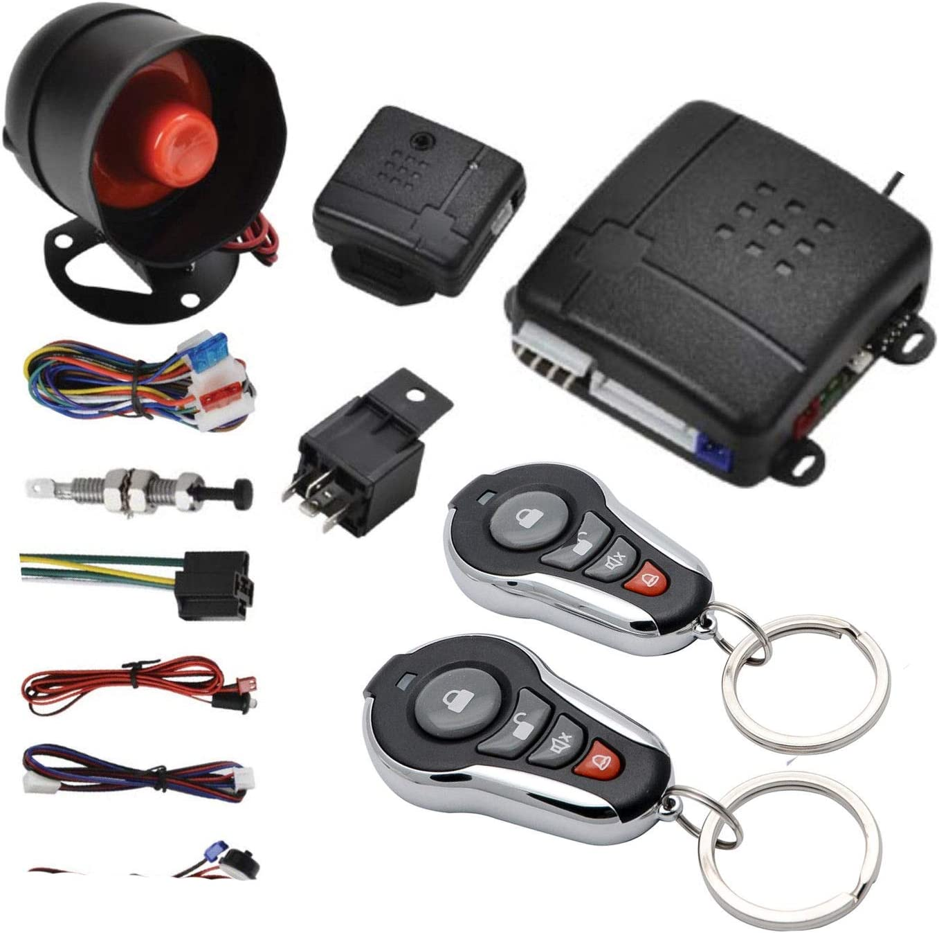 MASO Car Central Lock Universal Kit Remote Auto Vehicle Japan Maker New Arlington Mall