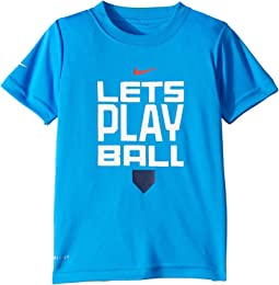 Let's Play Ball Dri-FIT™ Short Sleeve Tee (Toddler)