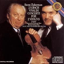 Bach / Vivaldi: Concerti For 2 Violins / Bach: Concerto for Violin and Oboe