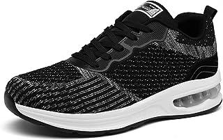 TQGOLD Scarpe da Ginnastica Uomo Donna Sportive Running Fitness Sneakers Casual