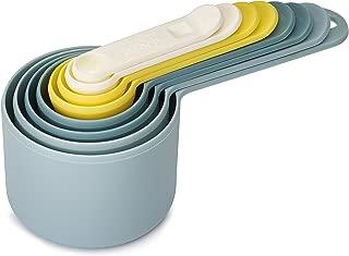 Joseph Joseph Nest Measure 8 Piece Measuring Cup Set, Opal