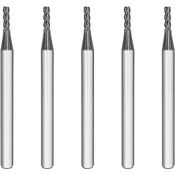 30 Degrees Helix 3//4 Cutting Length 4 Flute Cobra Carbide 29070 Micro Grain Solid Carbide Regular Length Hi-Performance End Mill Pack of 1 Radius Corner End 1//4 Cutting Diameter TiAlN Coated 2-1//2 Length