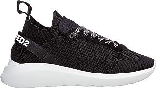 Dsquared2 Sneakers Speedster Uomo Nero + Bianco