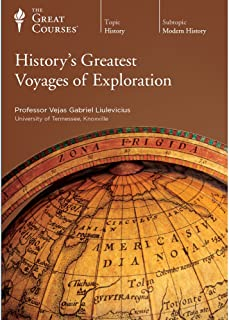 The Great Courses: History's Greatest Voyages of Exploration