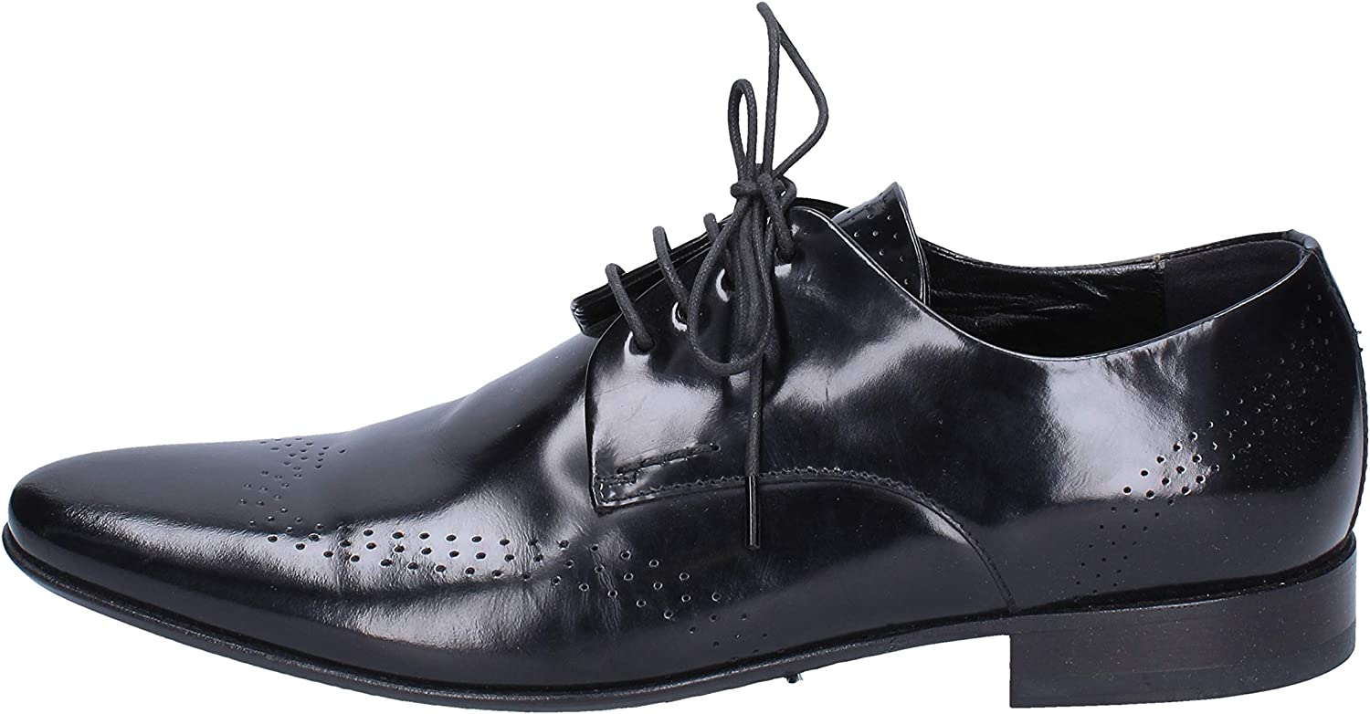 ARTISTI E ARTIGIANI Oxfords-shoes Mens Leather Black
