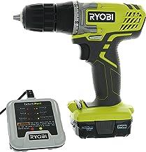 "Ryobi HJP004L 3/8"" 12 Volt Drill / Driver Kit (3 Piece Bundle Including: 1 x HJP003.."