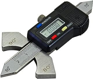 Digital Readout Welding Gauge Weld Test Ulnar & Both Metric & Inch