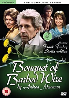 the bouquet of barbed wire