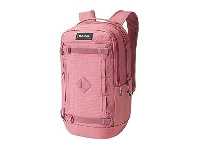 Dakine URBN Mission 23L Backpack (Faded Grape) Backpack Bags
