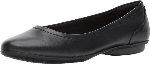 Clarks - Chaussure Gracelin Mara Femme, 42.5 EUR, noir Smooth