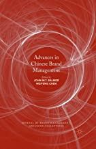 Advances in Chinese Brand Management (Journal of Brand Management: Advanced Collections)