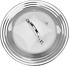 Best stock pot glass lid Reviews