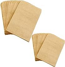 3x4 paper bags