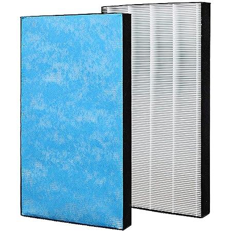 BBT 集塵フィルター 空気清浄機用フィルター KAFP029A4 脱臭 HEPA 互換品 1枚入り