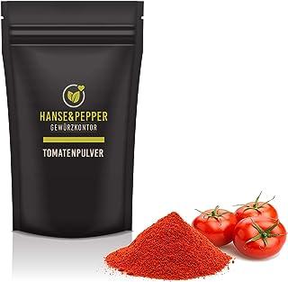 1kg Tomatenpulver aus sonnengereiften Tomaten pulvrig naturbelassen in Spitzenqualität - Gourmet Serie