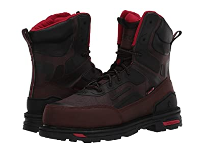 Rocky RXT Comp Toe Non-Metallic 8 Boot (Dark Brown) Men