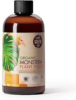 غذای گیاهی Monstera گیاهی - کود مایع برای گیاهان Monstera داخل و خارج از منزل - مواد مغذی برای برگهای گرمسیری سالم و رشد مداوم (8 اونس)