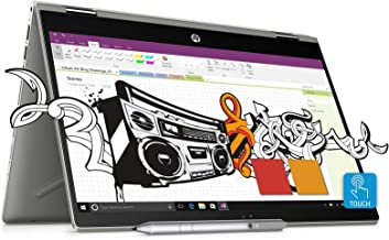 HP Pavilion x360 14-cd0053TX Laptop(8th Gen i5-8250U/8GB DDR4/1TB HDD/16GB Optane/NVIDIA MX130 2GB Graphics/Win 10/MS Offi...