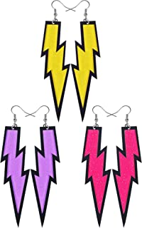 Best 80's earrings Reviews