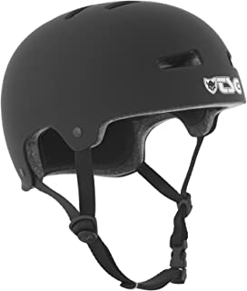 TSG Evolution Solid Color Casco de Skateboarding, Unisex