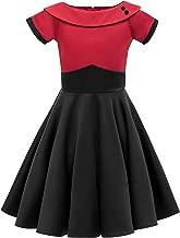 BlackButterfly Kids 'Valerie' Vintage Clarity 50's Girls Dress