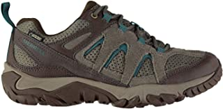 Official Brand Merrell Outmost Vent Gore Tex Walking Shoes Womens Trainers Brown Footwear