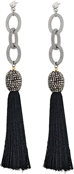 Vanessa Mooney - The Allora Tassel Earrings