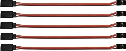 Cable servo 3 Strand-Jr Estilo 1 m de longitud
