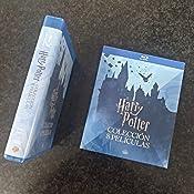 Harry Potter Colección Completa Ed. 2018 [DVD]: Amazon.es ...