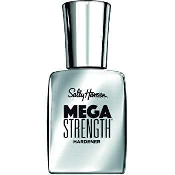 Sally Hansen Mega Strength, Here To Stay, 0.4 Fl Oz (Pack of 1)