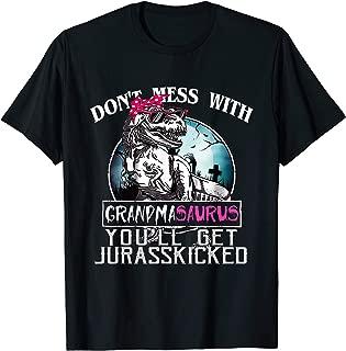 grandmasaurus t shirt