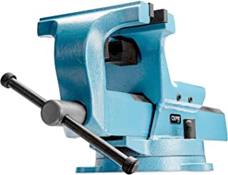 """Capri Tools 10516 Ultimate Grip Forged Steel Bench Vise, 6"""""""