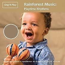 Rainforest Music: Playtime Rhythms