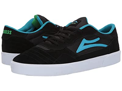 Lakai Cambridge x EPMD (Black Suede) Men