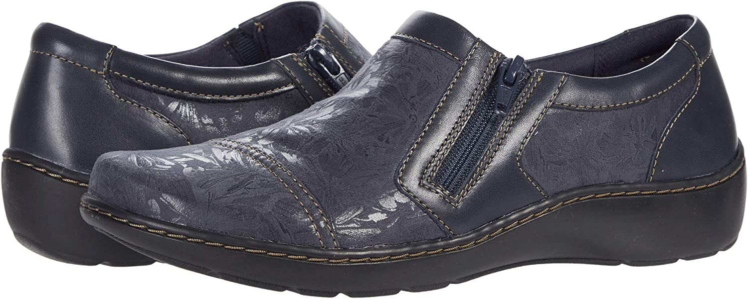 Clarks Women's Cora Cheap Flat Loafer Giny Miami Mall
